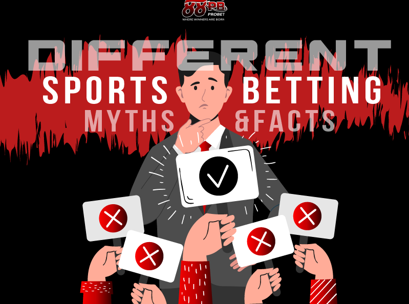 Different Sport Betting Myths and Facts